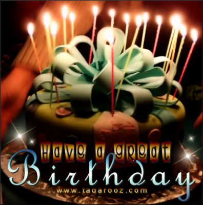 Have a great birthday | Tagarooz.com
