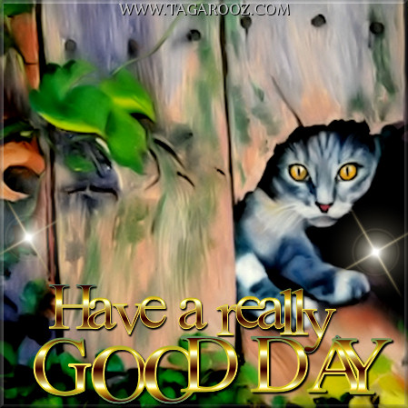 Have a really good day | Tagarooz.com