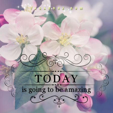 Today is going to be amazing | good day comments and graphics