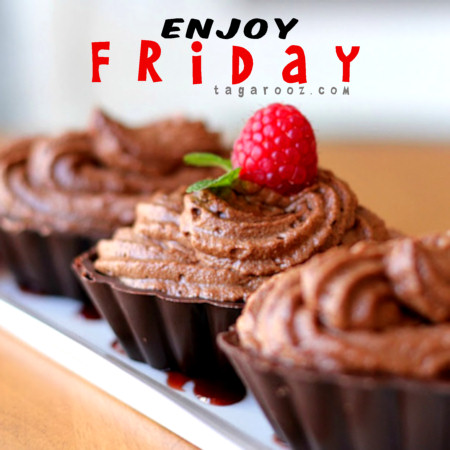 Friday Enjoy | Friday Comments - Tagarooz.com