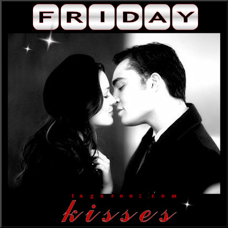 Friday Kisses