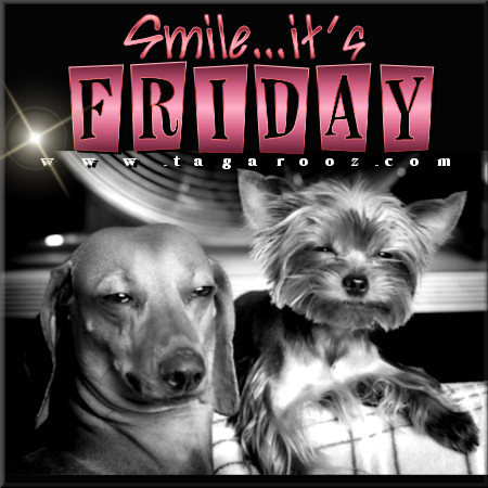 Smile it's Friday