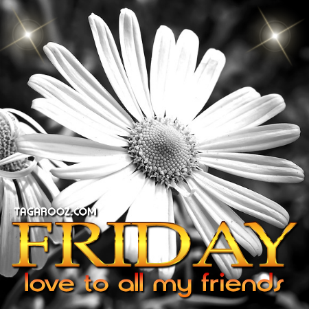 Friday love to all my friends