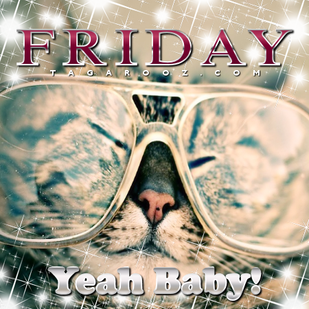 Friday Yeah Baby |  Friday Comments - Tagarooz.com