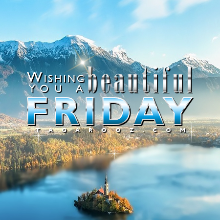 Wishing You A Beautiful Friday | Funny Friday Comments - Tagarooz.com