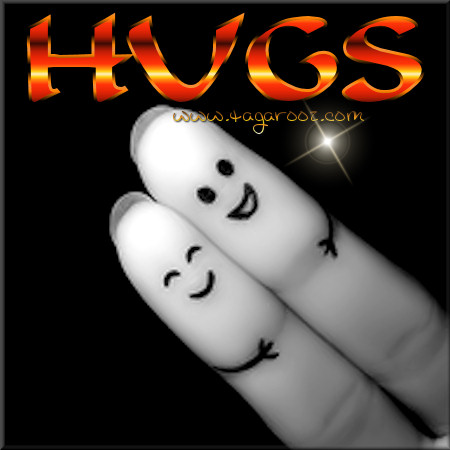 Hug comments
