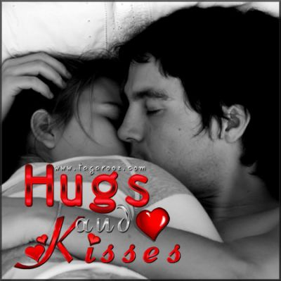 Hugs and Kisses | Tagarooz.com