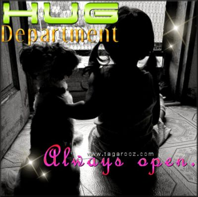 Hug Department always open | Tagarooz.com