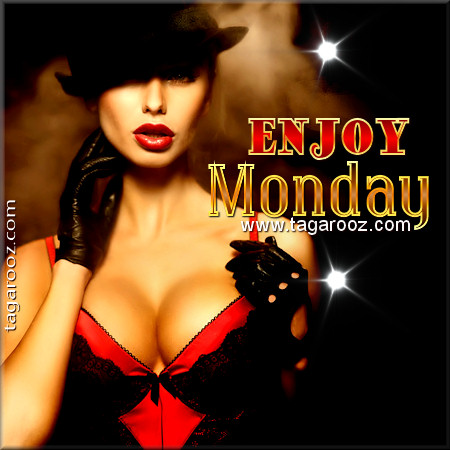 Enjoy Monday | Monday Comments & Graphics