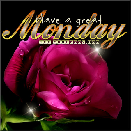 Have a great Monday | Monday Comments & Graphics