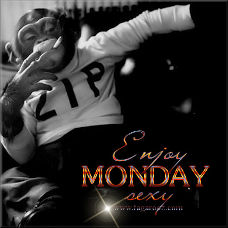 Enjoy Monday | Monday Comments & Graphics - Tagarooz.com