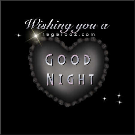 Wishing you a good night | Tagarooz.com
