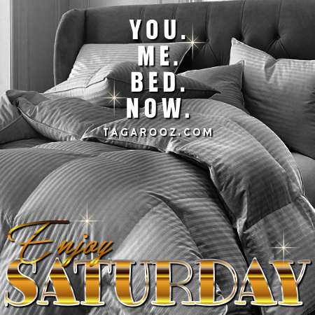 Saturday Snuggles | Saturday Comments and Graphics