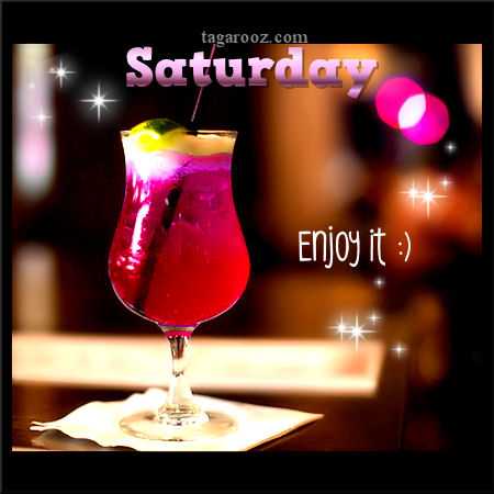 Saturday Enjoy It | Saturday Comments and Graphics