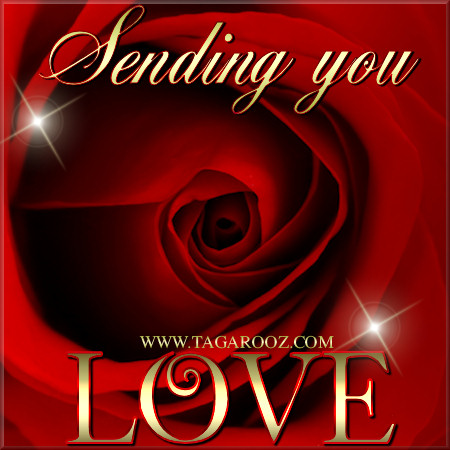 Sending you love | Tagarooz.com
