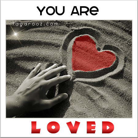 You are loved | Tagarooz.com