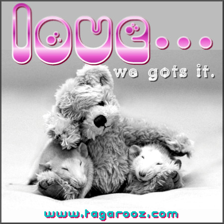 Love we gots it | Tagarooz.com
