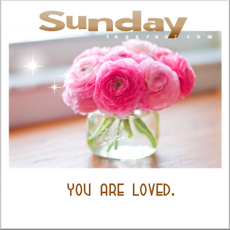 Sunday You Are Loved