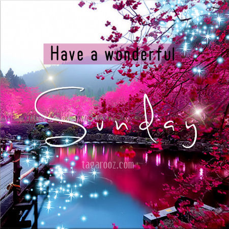 Have a wonderful Sunday | Sunday Comments and Graphics