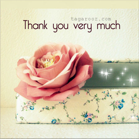 Thank you very much | Thank you comments and graphics - Tagarooz.com