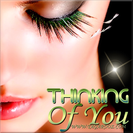 Thinking of you | Tagarooz.com