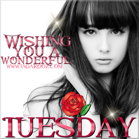 Wishing you a wonderful Tuesday | Tuesday Comments & Graphics