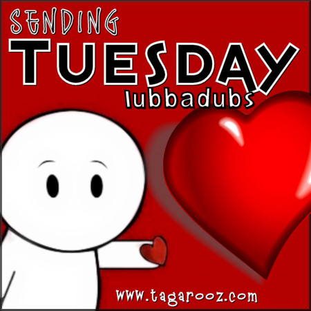 Sending Tuesday Lubbadubs | Tuesday Comments & Graphics
