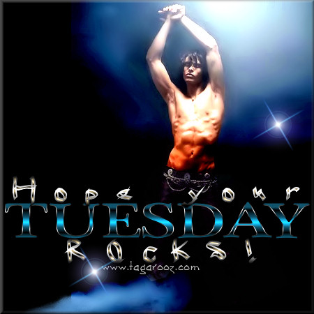 Hope your Tuesday Rocks | Tuesday Comments & Graphics