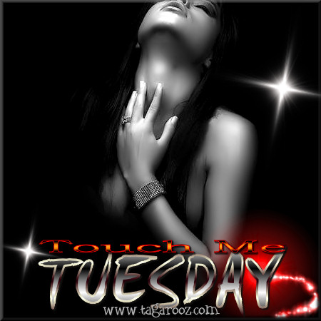 Touch Me Tuesday | Tuesday Comments & Graphics