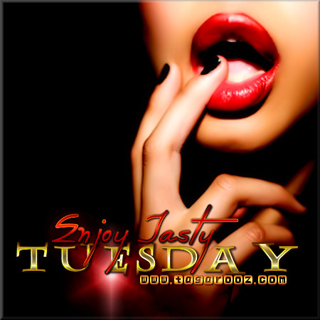 Enjoy Tasty Tuesday | Tuesday Comments & Graphics