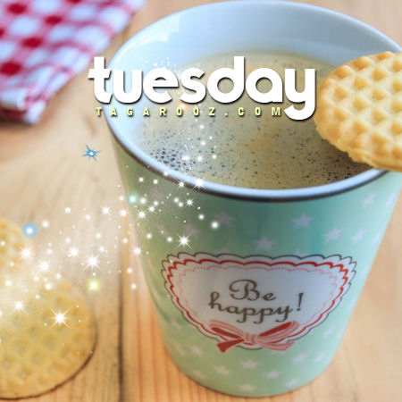 Tuesday Be Happy | Tuesday Comments & Graphics