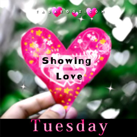 Showing Love Tuesday | Tuesday Comments & Graphics