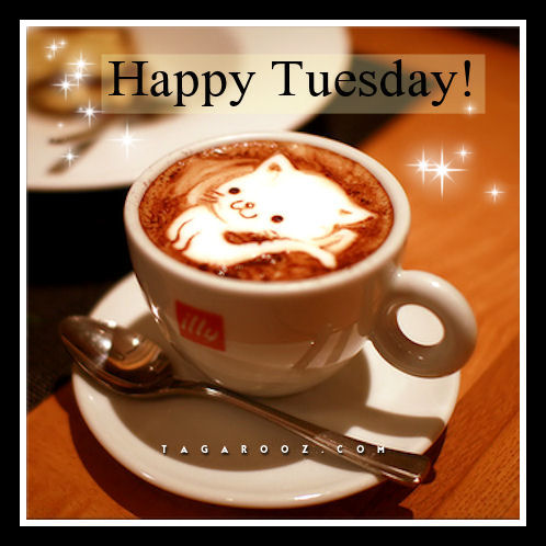 Happy Tuesday | Tuesday Comments & Graphics