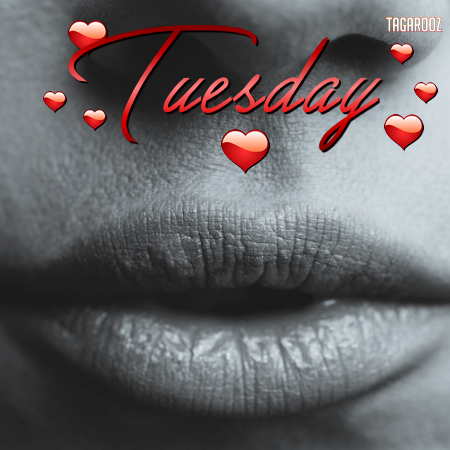 Tuesday Kisses | Tuesday Comments & Graphics