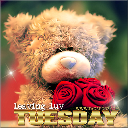 Leaving Luv Tuesday | Tuesday Comments & Graphics