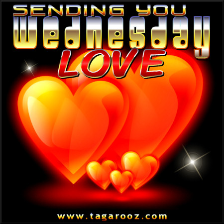 Sending you Wednesday Love