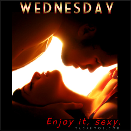 Wednesday Enjoy It | Wednesday Comments and Graphics