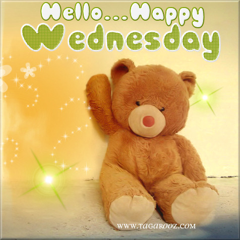 Hello Happy Wednesday