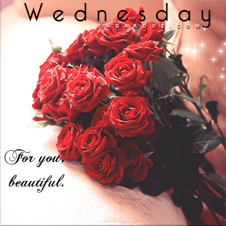 Wednesday for you beautiful | Wednesday Comments & Graphics