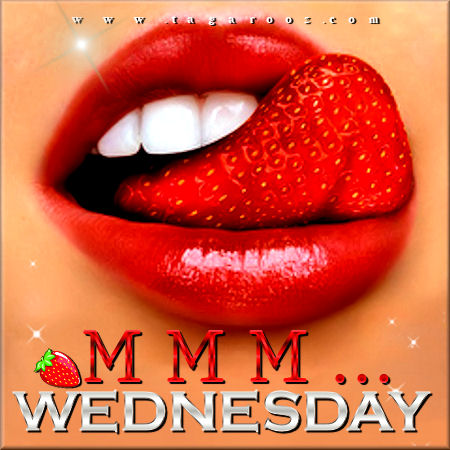 Wednesday Enjoy it, sexy | Wednesday Comments & Graphics