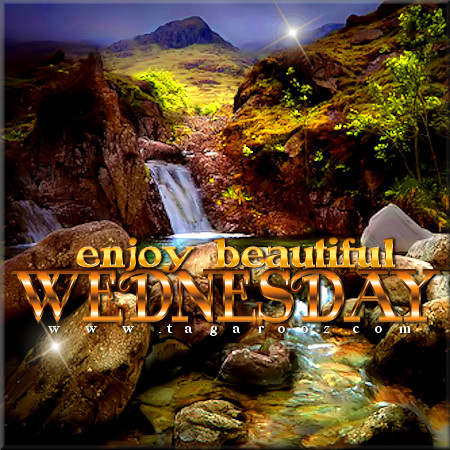 Enjoy beautiful Wednesday | Wednesday Comments & Graphics