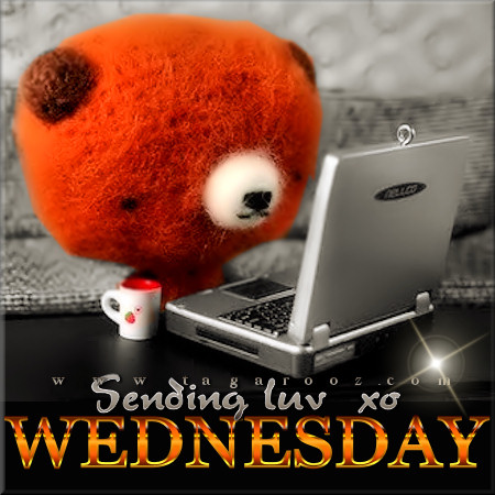 Sending Luv XO Wednesday | Wednesday Comments & Graphics