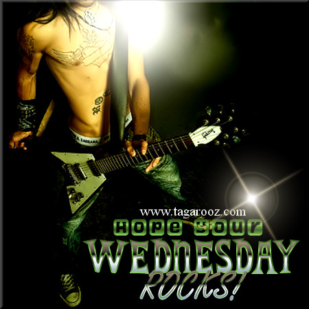 Hope Your Wednesday Rocks | Wednesday Comments & Graphics